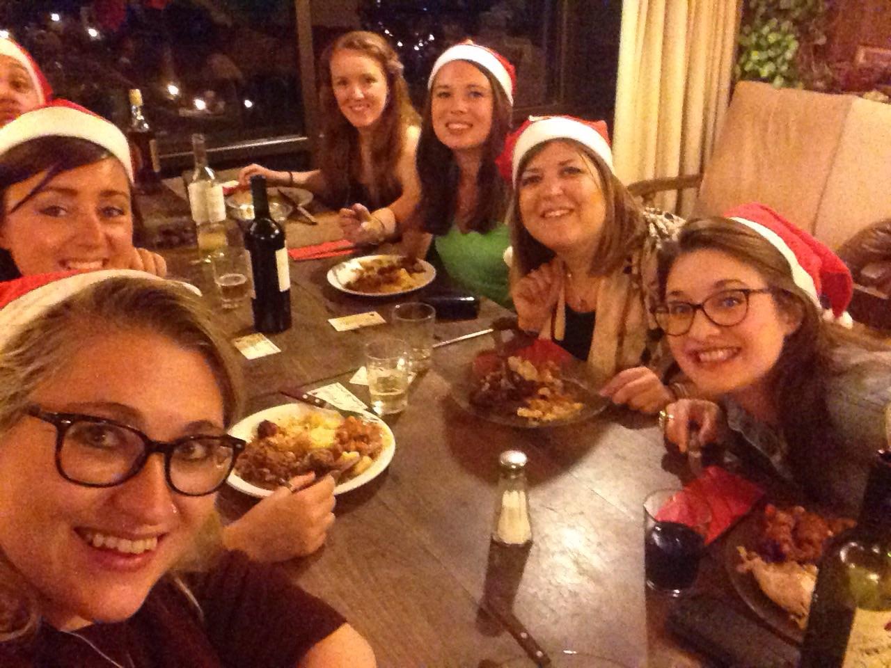 Christmas Eve feast